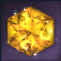 Flawless Sparking Hexagonal Citrine